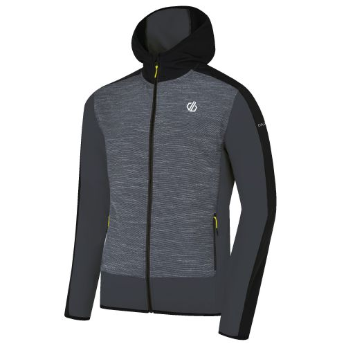Men's Appertain II Lightweight Softshell Jacket Charcoal Black